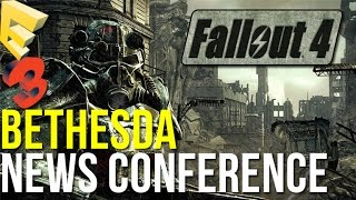 E3 2015 Predictions: Bethesda News Conference