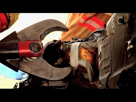 TNT Rescue Systems High Pressure Cutters Video