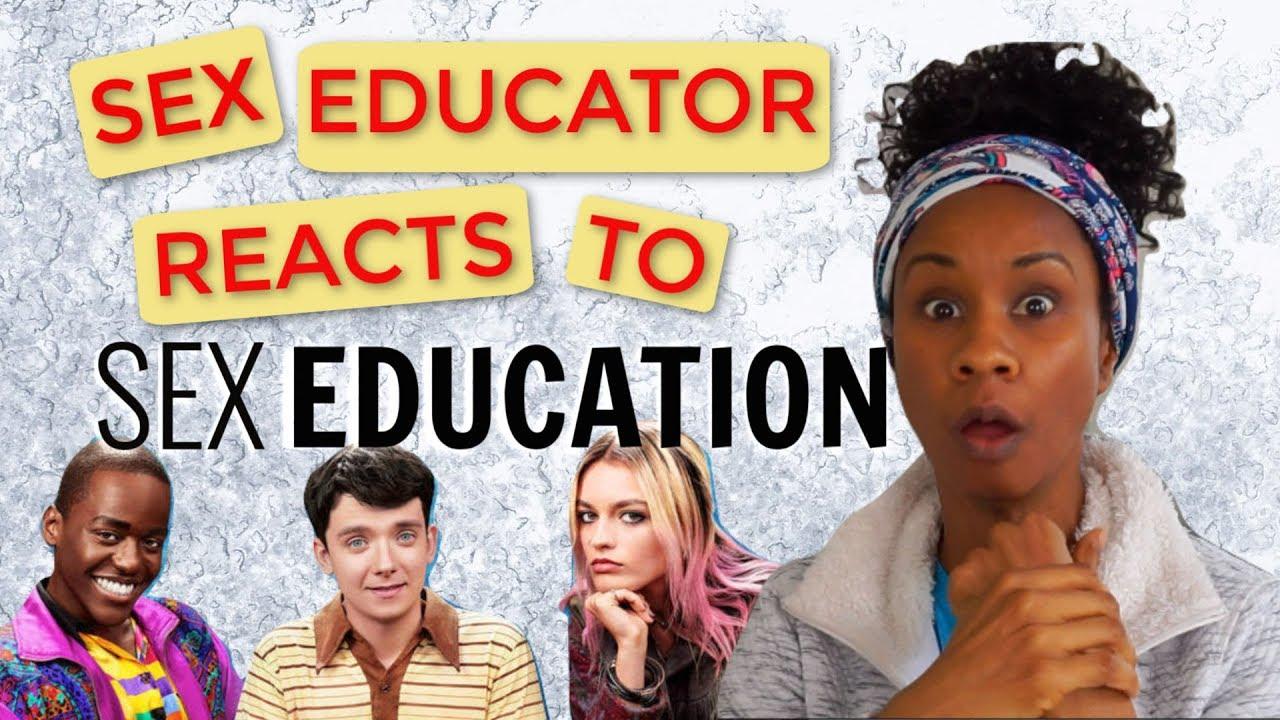 Sex Educator Reacts To Netflix's Sex Education!