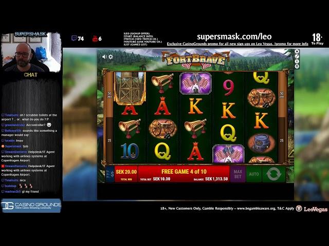 Spiele Fort Brave - Video Slots Online