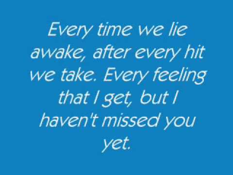 I Hate Everything About You by Three Days Grace *Lyrics*
