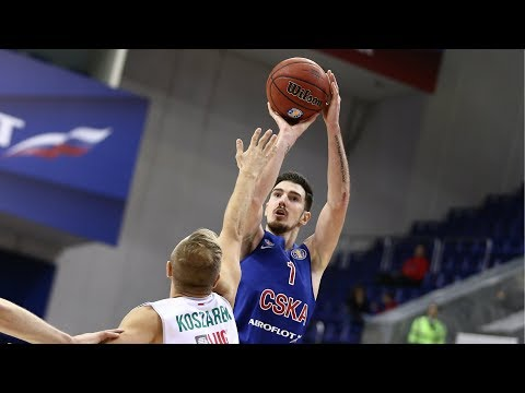 Nando De Colo Highlights 17 Pts, 3 Ast vs Zielona Gora 30.01.2019
