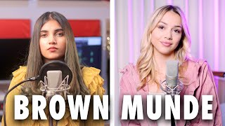 BROWN MUNDE | Cover By AiSh X @Emma Heesters  | AP DHILLON | GURINDER GILL | SHINDA KAHLON | GMINXR