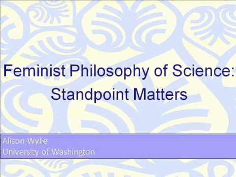 Hypatia Podcast: Standpoint Matters, in Feminist Philosophy of Science