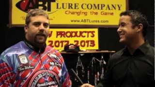 ICAST 2012: ABT Lure Company Interview w/Nate Wellman