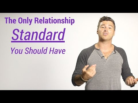 dating with high standards