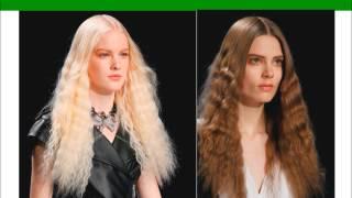 Модные прически и макияж Лето 2013