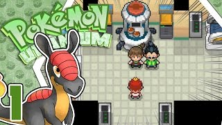 Pokémon UR Hardlocke Ep.1 - NUEVOS POKÉMON ! NUEVA HISTORIA !