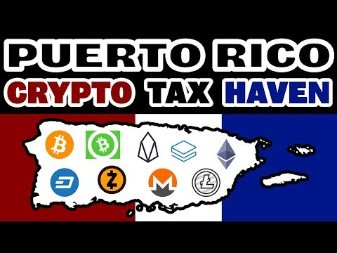 U.S. Crypto Tax Haven! Puerto Rico has 0% capital gains on crypto trades. Prepare for next bull run!