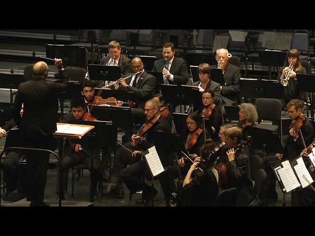 Laurie San Martin's nights bright days - La Jolla Symphony and Chorus