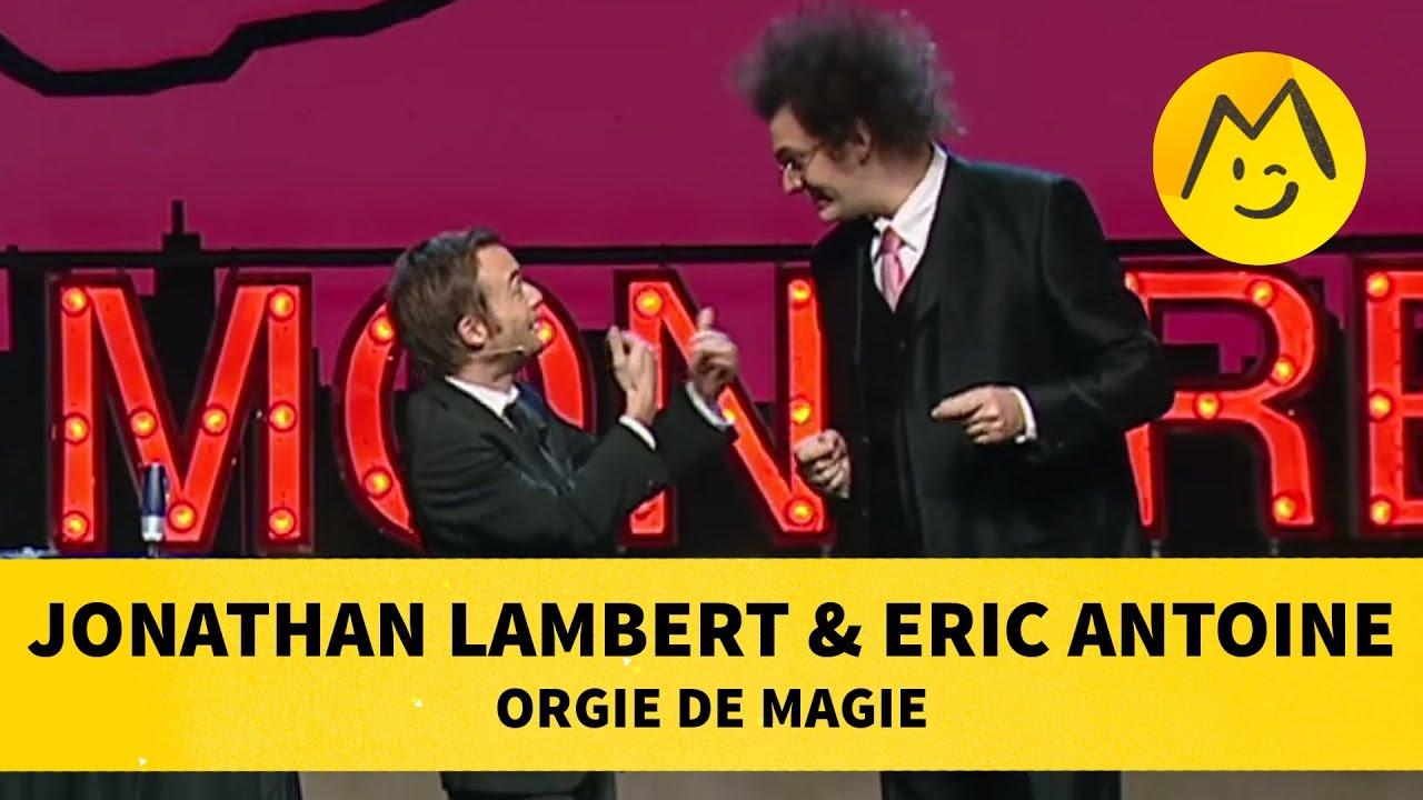Jonathan Lambert & Eric Antoine : orgie de magie