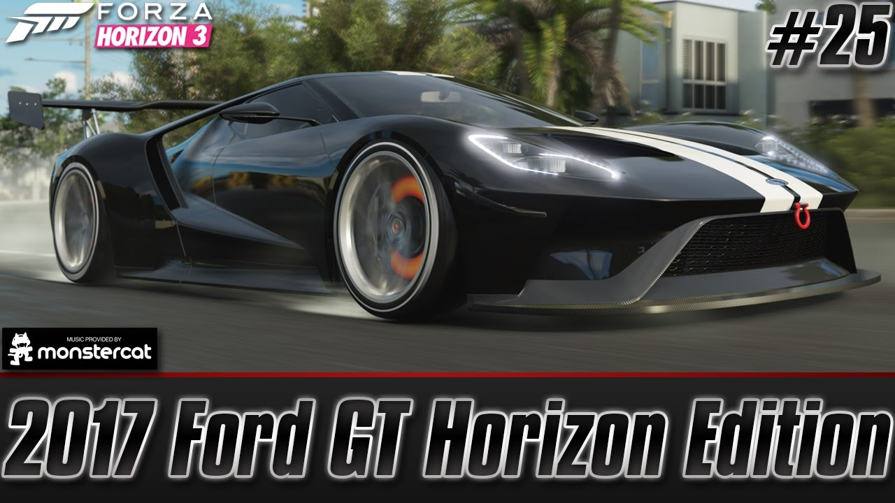 Forza Horizon  Xbox One V Ford Gt  Ford Gt Horizon Edition Episode  Youtube