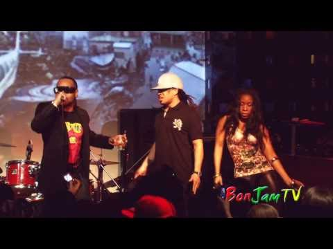 Red Fox & Rayvon - Bashment Party (Jamrock for Japan)