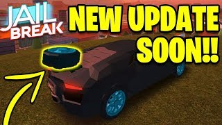 Roblox Jailbreak NEW UPDATE SOON! New Asimo3089 Mesh! New Badimo Game? | 🔴 Roblox Jailbreak LIVE