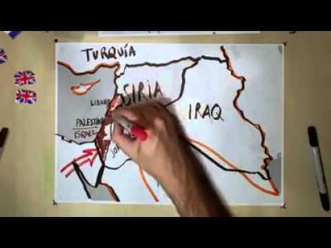 Explicación Del Conflicto árabe.