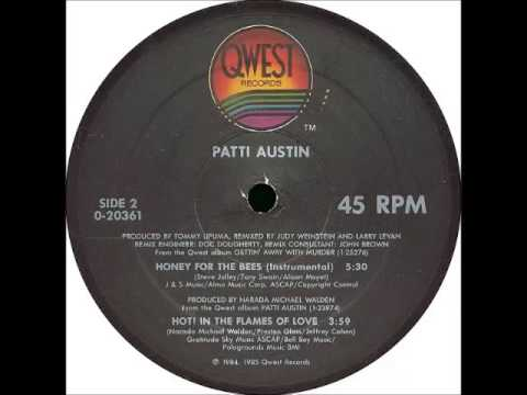 Patti Austin - Honey For The Bees (Instrumental)