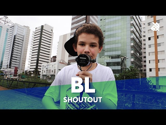 BL | 11 Years Old South American Beatbox Talent