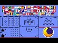 50 Country Marble Race EP. 2