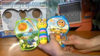 Обучающая книжка Бабочка от  Play Smart. Обзор игрушек.