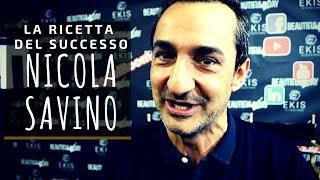 Nicola Savino e la ricetta del successo