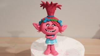 Poppy from Trolls Figure