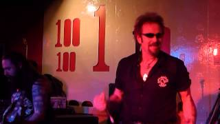 Anti Nowhere League - Wreck A Nowhere - 100 Club - 6/1/15