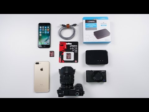 BEST Tech Travel Accessories 2016!