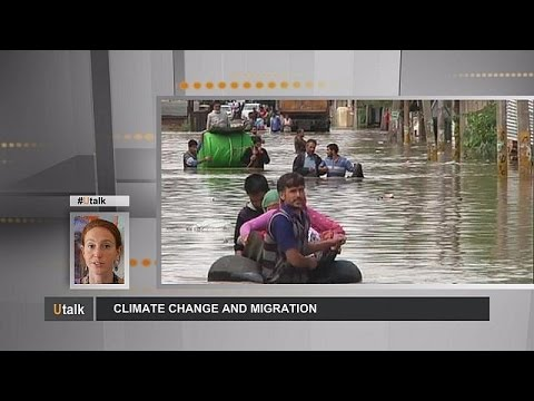 Climate change and migration : A hot issue for Europe - utalk