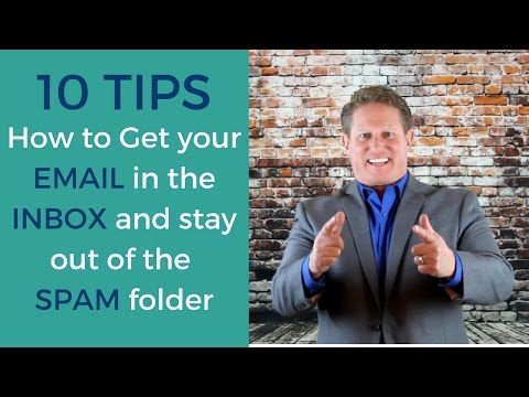 How To Get Your EMAILS In The INBOX And Stay Out Of The SPAM Folder