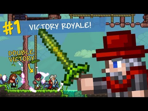 Double Victory in Terraria Battle Royale!