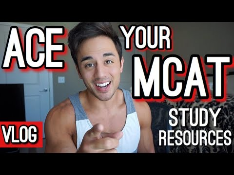 How to Ace Your MCAT! | Study Resources | Medical School Vlog