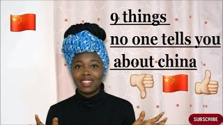 9 things you MUST know about China ✔