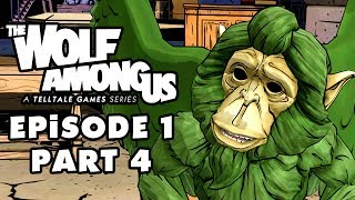 The Wolf Among Us - Episode 1: Faith, Part 4: The Frog or the Prince? (PC Gameplay Walkthrough)