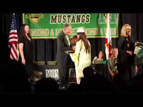 MTHS Graduation