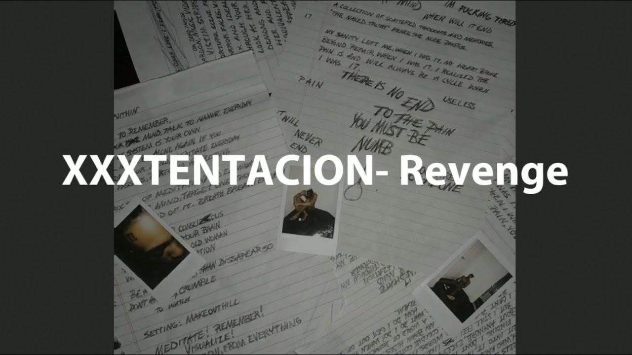 Download XXXTentacion - Revenge Lyric Video