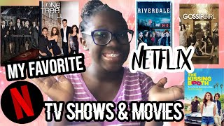 My Top 20 Netflix Movies & TV Shows ! What to watch this Summer 🌴☀️ ! // Trinity-Rae Austin