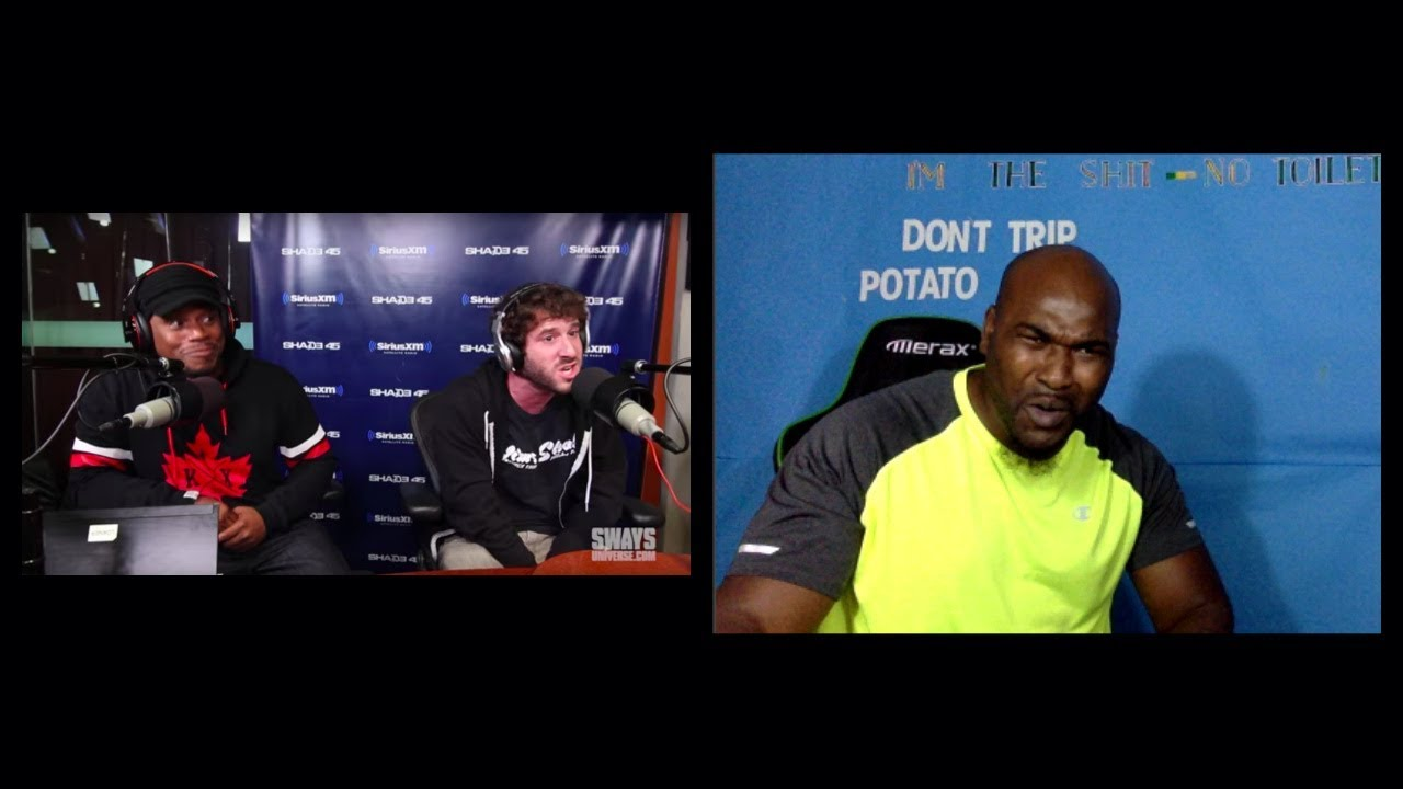 Download Lil Dicky - Steps Up to the Mic for an Exclusive - Sway In The Morning - Freestyle - REACTION