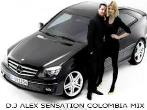 MERENGUE ROMANTICO MIX 2001-2013 D.J ALEX SENSATION COLOMBIA