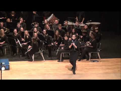 Springboro High School: Concert Band Fall Concert 2017-10-17