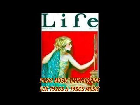 Roaring 1920s  Dance Music #2  @Pax41