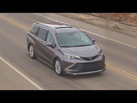 All-New Toyota Sienna