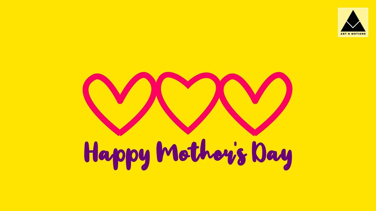 Happy Mother's Day 2019! Greeting Card, Tribute - Messages, Wishes,  Facebook, Whatsapp video