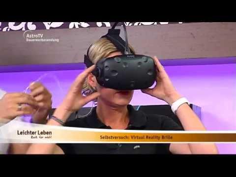 Leichter Leben mit Robert Tiesler & VR-Brille vom 17.08.2016