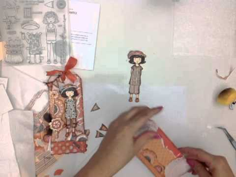 Playing with Paper Dolls