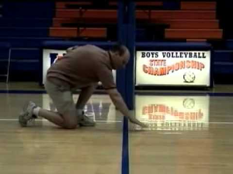 Volleyball violations center line violations youtube
