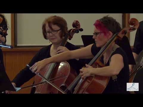 STEEL CITY STRINGS - Shostakovich Chamber Symphony Op 110 arr. Rudolph Barshai