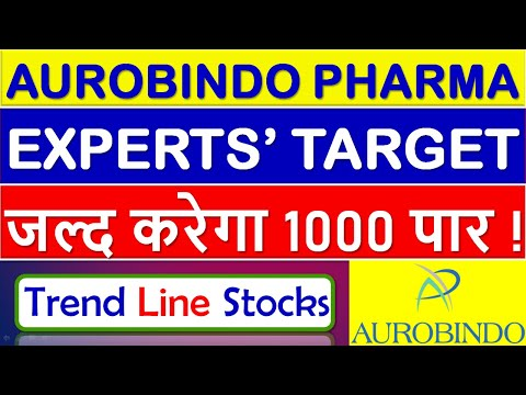 AUROBINDO PHARMA LATEST NEWS I AUROBINDO PHARMA SHARE PRICE TARGET I BEST PHARMA STOCKS TO BUY 2020