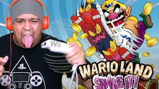 11 YEARS LATER THIS GAME LOOKS BETTER THAN MARIO MAKER! [WARIO LAND: SHAKE IT]