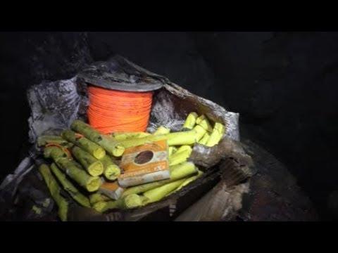 The Ivanhoe Mine!