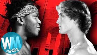 ¡Top 10 DATOS sobre la PELEA entre LOGAN PAUL y KSI!